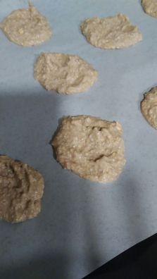 masa de galletas BLW