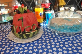 tartas cumpleaños BLW